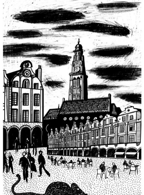Sérigraphie Arras